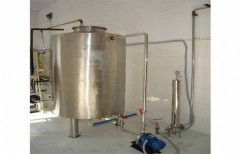 Stainless Steel Tank by Apex Technology