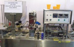 Glass Filling Machine by Apex Technology