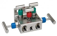 Manifold Valve by Apexia Metal