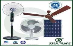 Solar Fan by Star Trace Private Limited