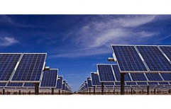 Solar Power Plant by 7Parallels Techno-Consultants Private Limited