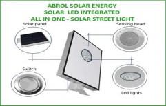 Solar Street Light System by Abrol Enterprises