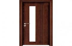 Teak Wood Entry Door by Maharashtra Traders
