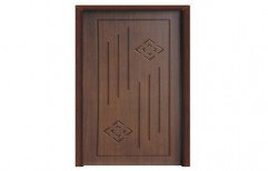 Wooden Membrane Door by Sri Kartikay Plywood Industry