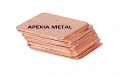 Copper Sheet by Apexia Metal