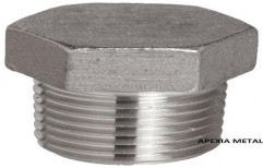 Hex Head Plug by Apexia Metal