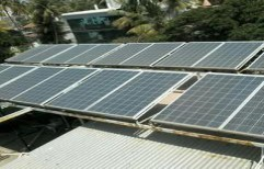 On Grid Solar Power Generation Systems by RP Enterprises