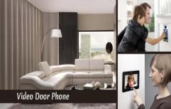 Multi Apartment Intercom/video Door Phone System Door Bell by Abrol Enterprises