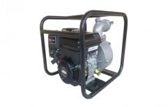 Self Priming 4.5hp Petrol Water Pump by Maharashtra Traders