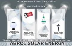 Solar Light Solar Lantern by Abrol Enterprises