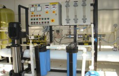 Industrial RO Water Treatment Plant by Apex Technology