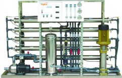 SS RO Plant by Apex Technology