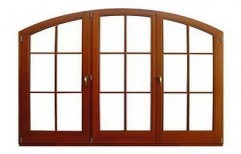 Wooden Window by Doors Timber Depot