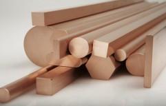 Copper Bar by Apexia Metal