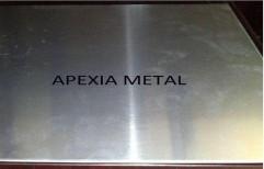 Hastelloy Plates by Apexia Metal