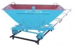 Metal Slab Trolley by Shreeji Traders