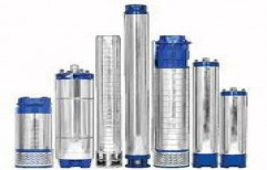 Open Well Submersible Pumps by Lion Industries