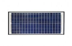 20 Watt Polycrystalline Solar Panel by SSS India