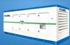 25 KVA Silent Diesel Generator Set by Swastik Power