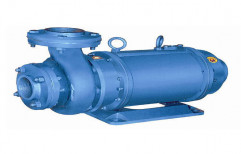 5 HP Steel Body Open Well Submersible Pump by Kovai Engineering Works