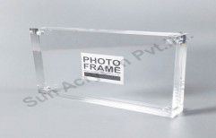 Acrylic Sheet Photo Frame by Sun Acrylam Private Limited