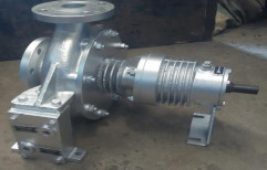 Air- Cooled Thermic Fluid Centrifugal Pumps by SMS Pump & Engineers