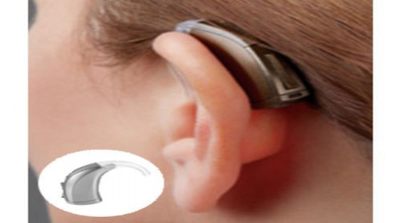 BTE Hearing Aid by Claritone Hearing Aid Center