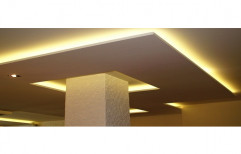 Ceiling Gypsum Board by S. R. Ceiling Solution & Interiors