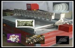 CNC Glass Cutting Machine by Sun Acrylam Private Limited