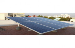 Commercial Solar Power Plant by Hitech Electronics