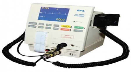 Defibrillator Machine by Saif Care