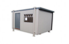 Eco Portable Security Cabin by Anchor Container Services Private Limited