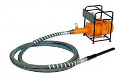 Electric Needle Vibrator / Concrete Vibrator by Mamta Trading Corporation