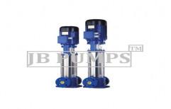 Electric RO Pressure Pump by Jay Bajarang Engineering & Services