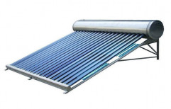 ETC Compact Solar Water Heater by Sai Electrocontrol Systems