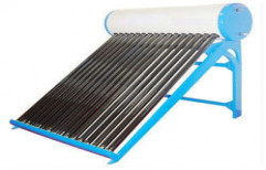ETC Solar Water Heater by Concept Engineers