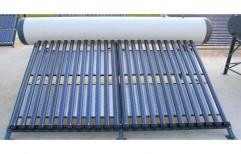 ETC Solar Water Heater by Alternate Energy Corporation