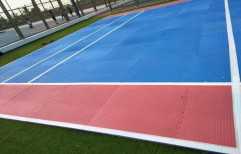 Exclusive Sports Flooring by Sajj Decor