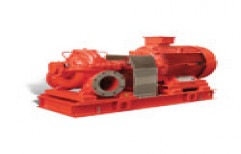 Up To 150 Metres Automatic Fire Fighting Pump