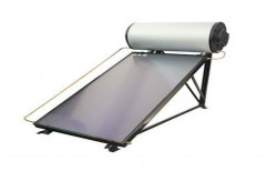 Flat Plate Solar Heater by Omega Power Solar Systems