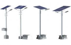 Garden Solar LED Street Light by Galaxy Power