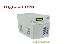 Highend UPS by Adela Network Power