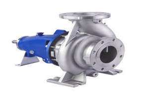 Horizontal Back Pull Out End Suction Pumps by Shree Ambica Sales & Service