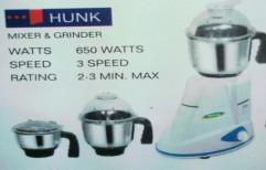 Hunk- Three Jars Mixer & Grinder by Shiv Darshan Sansthan