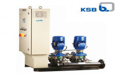Hydro Pneumatic Pressure Boosting Systems by KSB Pumps Limited