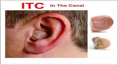 In The Canal (ITC) Hearing Aids by Navale Speech & Hearing Clinic