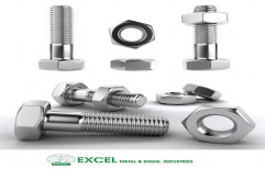 Inconel Fasteners by Excel Metal & Engg Industries