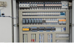 Large Motor Control Panel by Sunshine Engineering