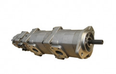 Loader Hydraulic Gear Pump 705-55-24110 by S. M. Shah & Company