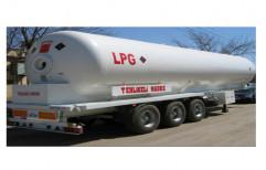 LPG Tanker by Bosco India